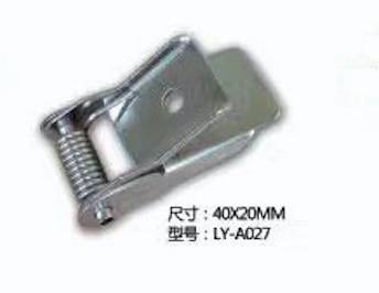 Купить с кэшбэком Manufacturer nickel plated flat metal panel pushing clips for recessed lighting