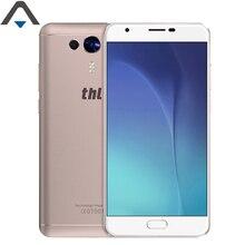 Оригинал THL рыцарь 1 Moblie телефон Android 7.0 Octa core 3 г Оперативная память 32 г Встроенная память двойной камеры 1080 P FHD 3100 мАч 5.5 дюймов смартфон