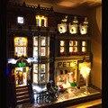 Light up kit Led Building Blocks Kit for Creator Pet Shop Compatible with Lego10218 Lepin 15009