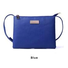 Luxury fashion Handbags pure color bag Leather Women Messenger Bags Shoulder Bag Female Clutch Handbags