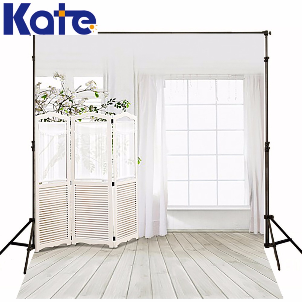 600Cm*300Cm Backgrounds House Doors And Curtain Wall White Bouquet Photography Backdrops Photo Lk 1208 600cm 300cm backgrounds single wall folds of cloth worn photography backdrops photo lk 1439