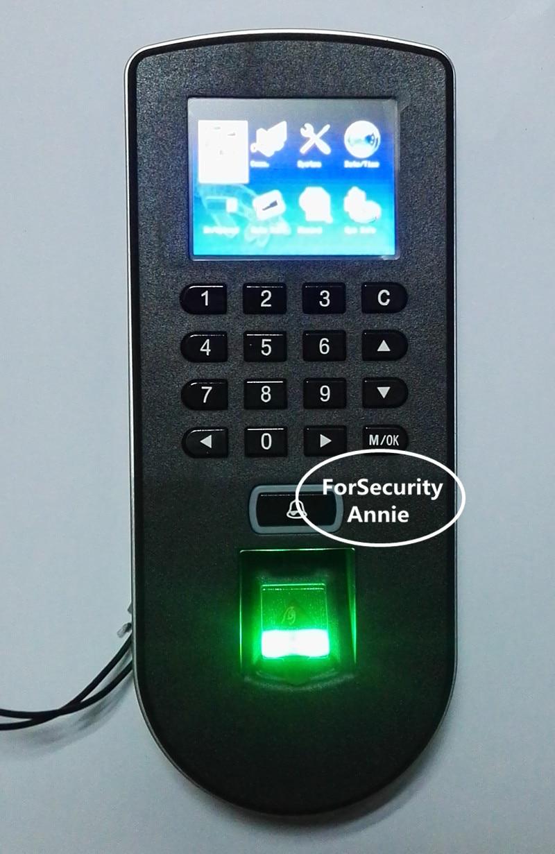 ZK TF1900 125K RFID Card and Fingerprint Access Control Terminal Biometric Fingerprint Time Attendance With EM ID Card Reader цена 2017