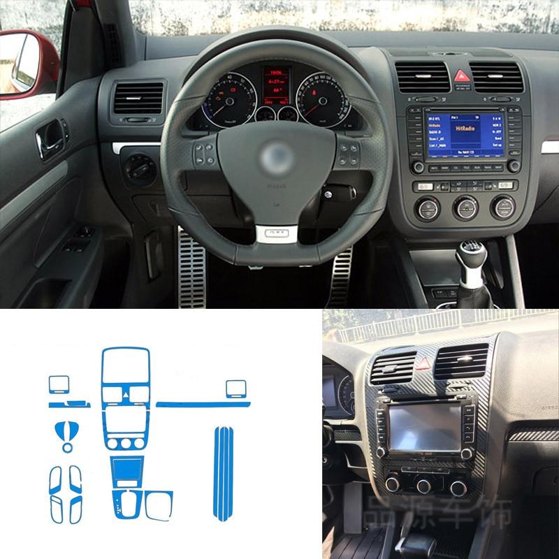 Gti Mk5 Interior Accessories: Car Styling Ipoboo Car Interior Center Console Color