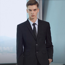 Custom made men suits simple fashion men wedding suits tuxedos slim fit business formal occasions suits(jacket+pants)