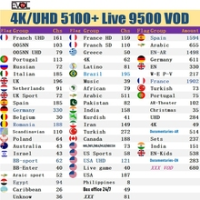 IPTV M3U subscribes to Italian, British, German, French and Spanish German Media Series Advanced Version 6000 + Sports negotiation theory for french german business
