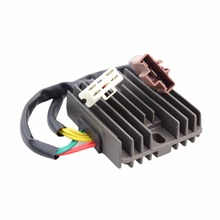 GOOFIT Voltage Regulator Rectifier for Vespa GTS Super 300 GTS300 2008-2014 H055-803