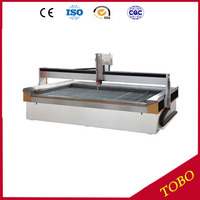 China cheap cost effective 3d advertising cnc milling machine ,water jet cutting machine