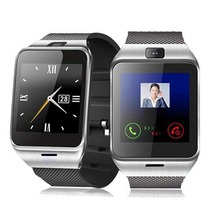 NFC Smart Watch GV18 With Camera SIM Card MP3 Fitness Tracker Sport Wearable Device For IOS