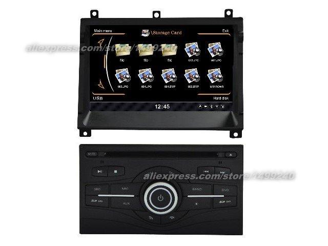 Liandlee pour Nissan patrouille 1997 ~ 2015-système de Navigation GPS + Radio TV DVD iPod BT 3G WIFI HD système multimédia d'écran
