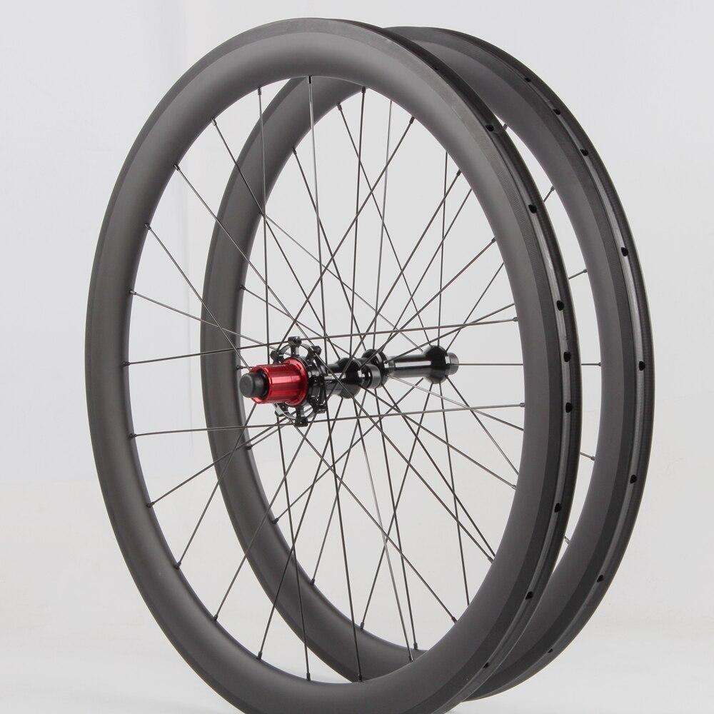 NOVATEC Road Bike A141SB+F162SB Hub sets R//24 Holes For Shimano 8-11s