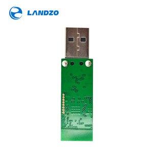Image 2 - وحدة محلل حزمة لوحة عارية الشم لاسلكية زيجبي CC2531 وحدة USB واجهة دونغل التقاط وحدة زيجبي