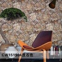 10 Meter 3d Wallpaper Brick Stone Pattern Vinyl Wallpaper Home Decoration Contact Paper Living Room Wallpapers