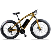 Powerful Electric Road Bike 500W 48V 10AN Lithium Battery Electric Bicycle 27 Speed Shimano 26 X