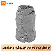 Xiaomi PMA Graphene Multifunctional Heating Blanket MIJIA Washable Warm Vest Light Belt Fast Warm Anti Scald for Body Office