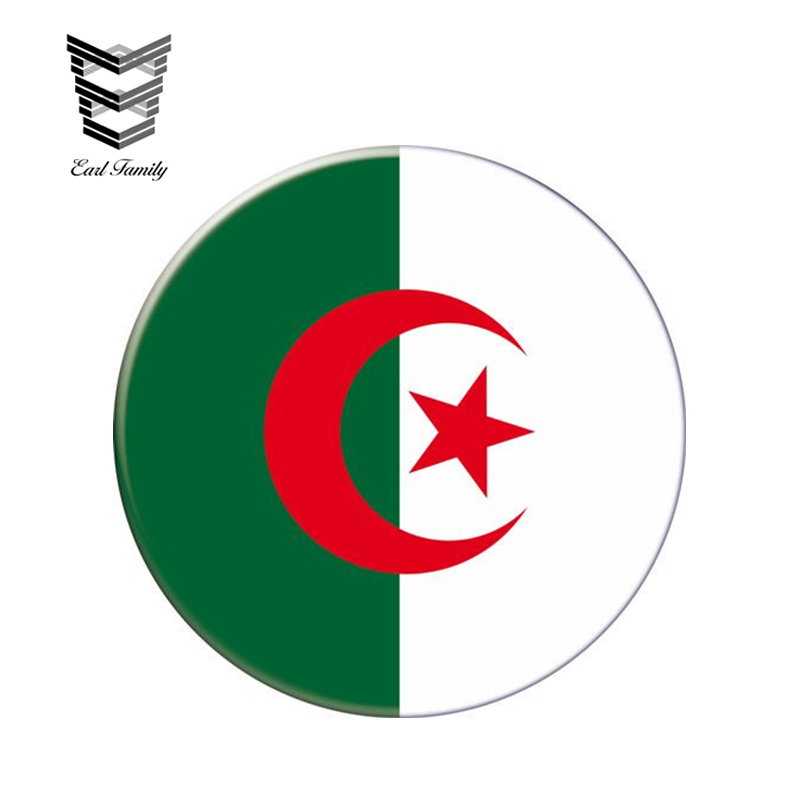 Libya Country Flag Reflective Decal Bumper Sticker
