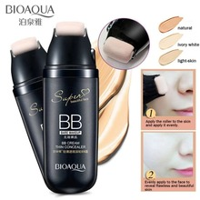 BIOAQUA Air Cushion BB Cream Moisturizing Concealer Foundation B are Makeup Isolation Whitening Korean Cosmetics