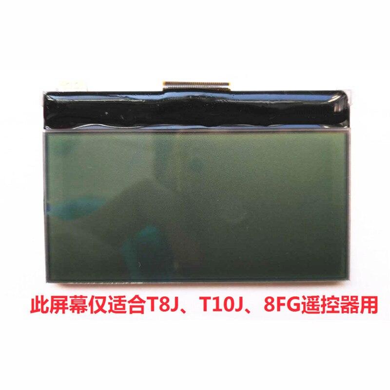 Original Futaba zdalnego sterowania ekran, ekran LCD dla 14SG, 8FG, T8J, T10J, 4PX RC w Części i akcesoria od Zabawki i hobby na  Grupa 1