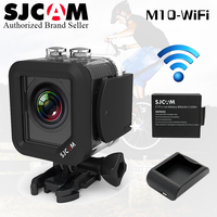 Battery Charger Set Original SJCAM M10 WiFi Action Camera Diving 30M Waterproof Camera Underwater 1080P Sport
