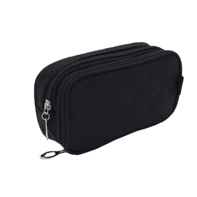 36364906de52 Women Travel Nesesser Toiletry Bag Purse Small Makeup Bag Lady Storage  Brush Organizer Make Up Case Beauty Clutch Cosmetic Bags-in Cosmetic Bags    Cases ...