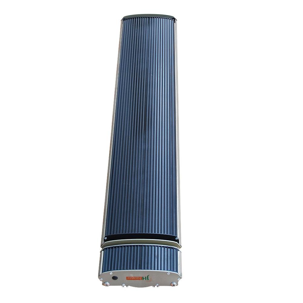 električni infrardeči grelec grelnik stene nepremočljiv IPX4 1000W - Gospodinjski aparati - Fotografija 5