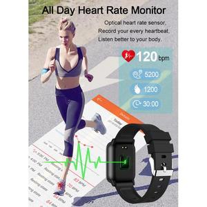 Image 4 - Pulsera inteligente L8STAR B1 Super Larga modo de reposo presión arterial oxígeno pulsera inteligente IP68 rastreador de actividad a prueba de agua pulsera de Fitness