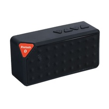 X3 Mini Wireless Speaker Portable Altavoz Bluetooth Audio Receiver Computer Speakers Support TF Card FM Radio For Mobile Phone