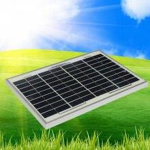 10W Watt 12V polikrystaliczny polikrystaliczny Panel słoneczny moduł ładowarka darmowa wysyłka