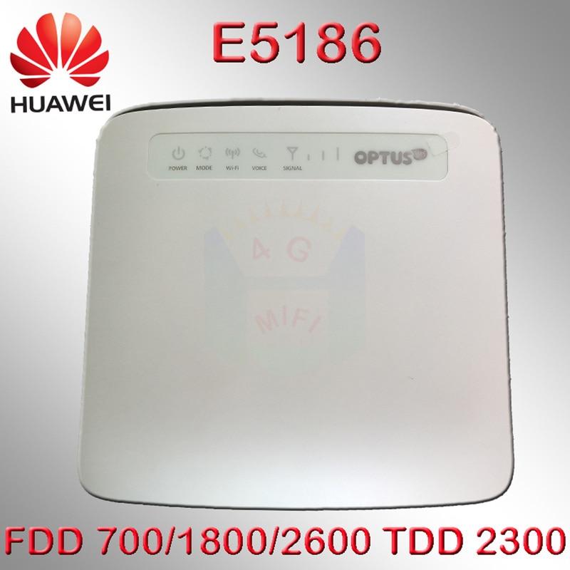 Networking Entsperrt Huawei E5186 E5186s-22 4g Lte Wifi Router Cat6 300 Mbps Lte 4g Mobile Hotspot Mifi Router Dongle E5786 E5776 E5172 B593 Zahlreich In Vielfalt
