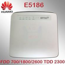 unlocked Huawei e5186 E5186S 22 4g LTE wifi router Cat6 300Mbps lte 4g Mobile hotspot mifi