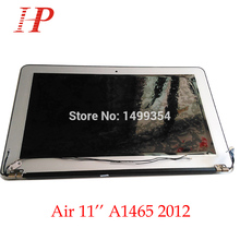 "Used 2012 Year A1465 LCD Screen Assembly For Apple Macbook Air 11"" A1465 LCD Assembly 1366*768"