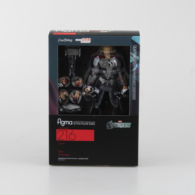 Avengers – Thor Figma Action Figure 14cm