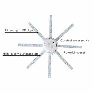 Image 4 - LED Tavan Lambası Ahtapot Işık 12W 16W 20W 24W LED ışık Kurulu 220V 5730SMD Enerji Tasarrufu beklentisi LED Lamba Soğuk Sıcak beyaz