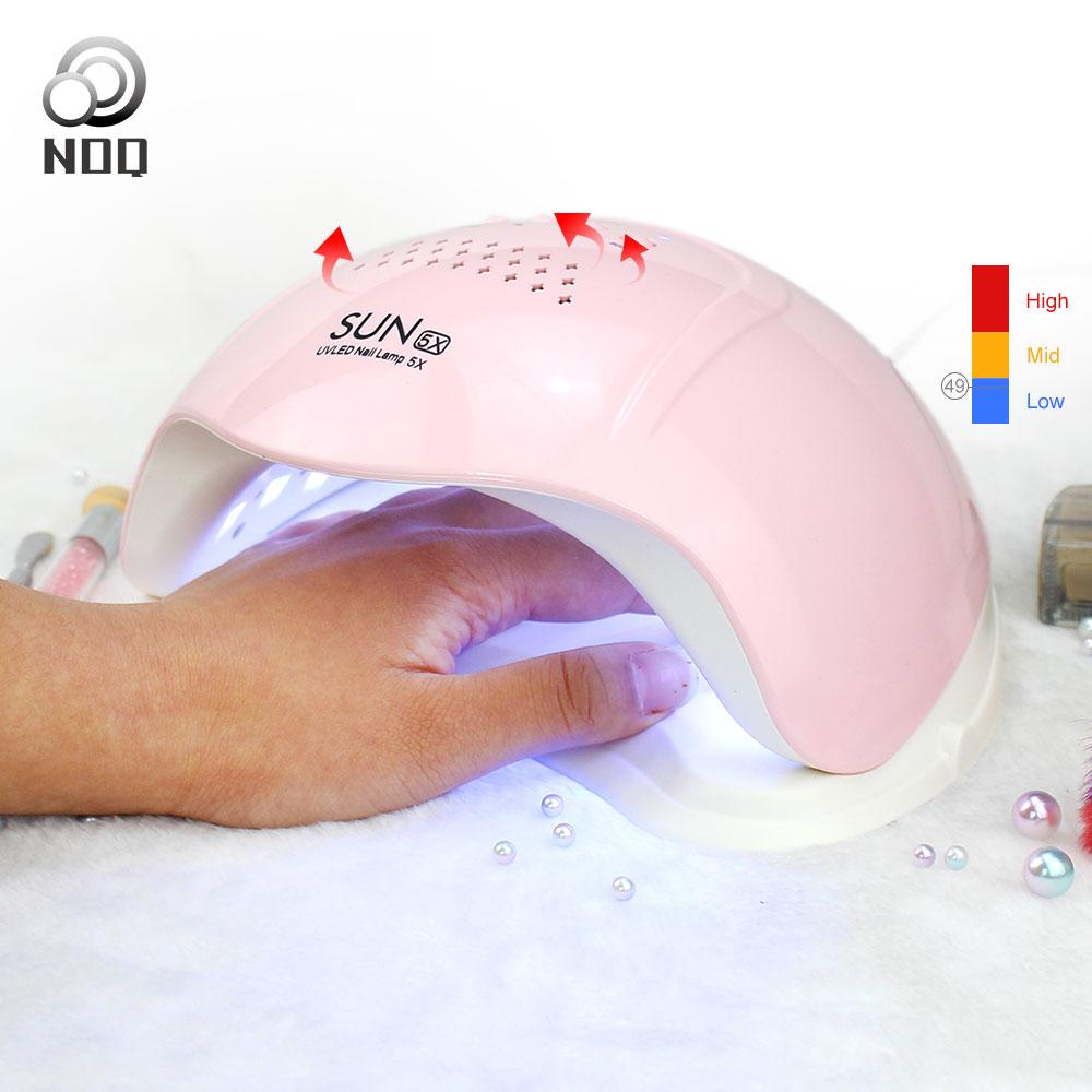 Schönheit & Gesundheit Nails Art & Werkzeuge Aus Dem Ausland Importiert Noq Sun5x Lampe Für Nägel Smart Sensor Licht Therapie Uv Lampe Uv Led Nagel Trockner Für Gel Härtung Polnisch Nägel Ausrüstung Clear-Cut-Textur
