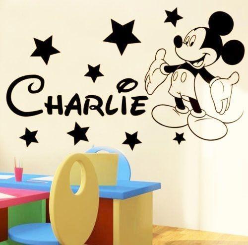 Niedriger Preis Mickey Maus Sterne Benutzerdefinierte ...
