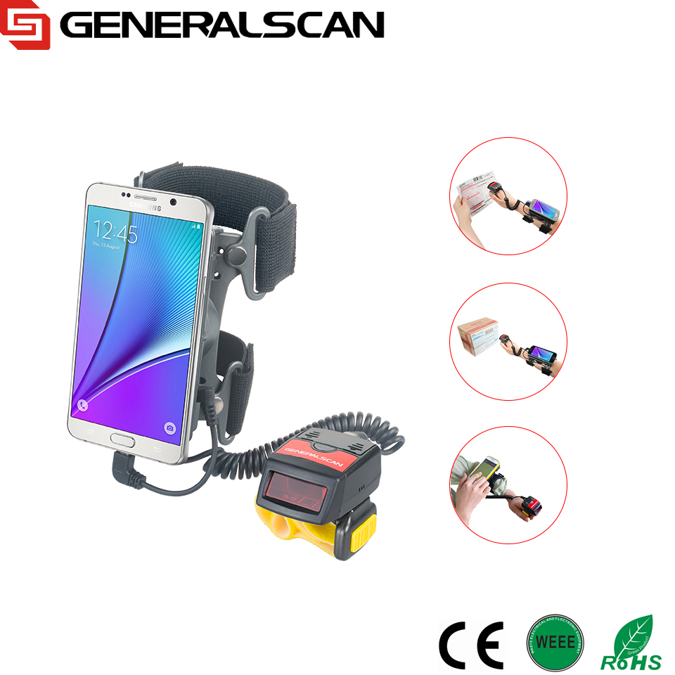 Hot Sale Generalscan GS WT1000 smart wearable data terminal ...