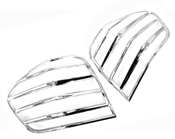 Chrome Styling Tail Light Cover for Mercedes Benz W164 ML Class