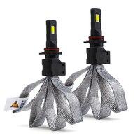 2Pcs Car LED H1 H4 H7 Led Bulb Auto LED Headlight Bulbs 9003/HB2 Hi/Lo 60W 6400lm 6000K S7 Headlamp 12v 24V LEDlamp
