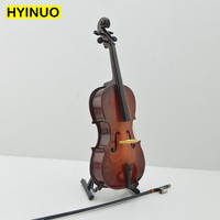 1:6 Scale Cello Model 20cm Violin Model Figure Fit For 12 Body Action Figures Doll Accessories