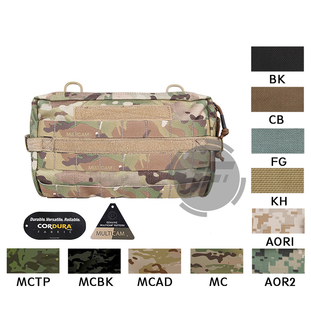 Emerson Tactical MOLLE Modular Accessory Pouch EmersonGear Multi-Purpose Debris Waist EDC Bag Utility Gadget Gear Carrier