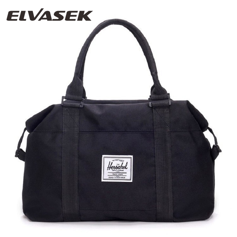 Travel Bag Portable Men Traveling Sports Fitness Overnight Baggage Bags Nylon Bags Weekend Bag Women Multifunctional Travel Bags