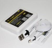 Mi Light 2.4G RF 4 Zone WIFI Controller Wireless Dual White & Brightness Adjustable Dimmer for WW/CW Single Color led strip