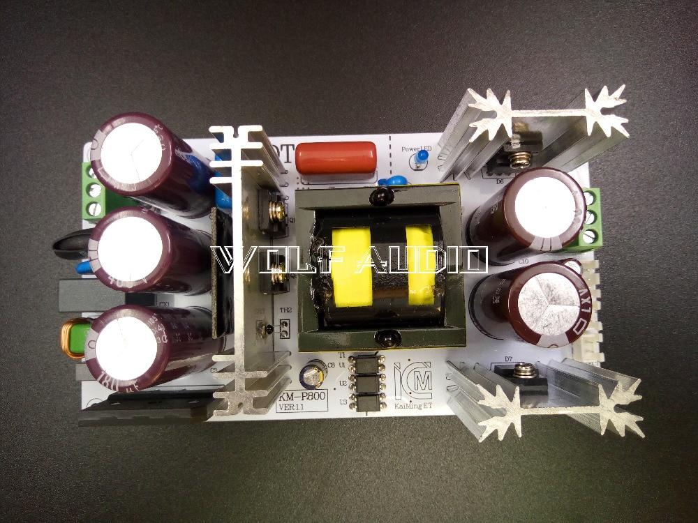 Large Power 800w Switching Power Supply Board PSU +-70V/ +-40V/ +-50V/ +-55V/ +-60V For CLASS A Amplifier lite a09 class a shunt regulator powe supply board 7v 70v adjustable