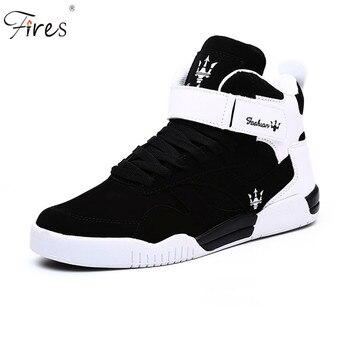 Vụ cháy giày chạy Cho Nam Giới Giày thể thao trượt thoáng khí người đàn ông ngoài trời của đi bộ căn hộ Sneakers Mùa Xuân giày đi bộ thoải mái