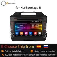 Ownice C500 Android 6.0 Octa 8 Core car dvd player FOR KIA sportage r 2011 2015 gps navi 2 din wifi 4G 2GB RAM 32GB ROM