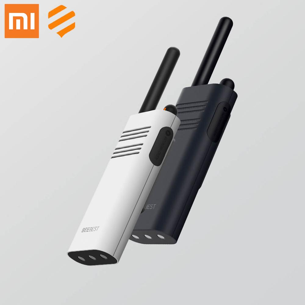 Xiaomi Jifeng Xiaoyu Walkie-talkie Portable Handheld Radio Equipment 5W High Power Large Capacity Battery Wireless Interphone