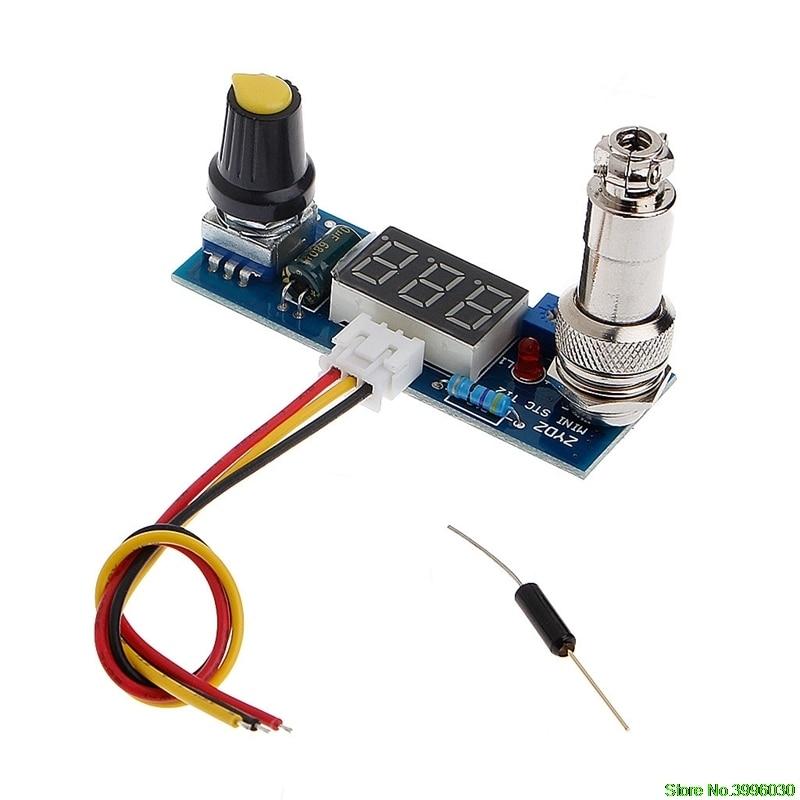 Kits de controlador de temperatura da estação de ferro de solda digital para desconto do punho de hakko t12