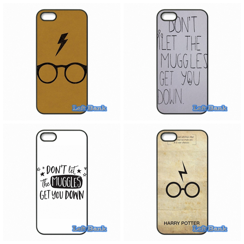 Harry Potter Dont Let The Muggles Phone Cases Cover For Samsung Galaxy Grand prime E5 E7 Alpha Core prime ACE 2 3 4 4G