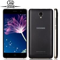 DOOGEE MTK6570 X10 אנדרואיד 6.0 3360 mAh Dual Core 8 GB ROM 5.0 אינץ Smartphone WCDMA 3 גרם WiFi GPS טלפון נייד ה-SIM כפול OTA