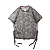 Retro t Shirt Men Short Sleeves Loose Tshirt Men Fashions Oversize Swag Man Tshirt Casual Punk Rock Rave Hipster Streetwear G5G1