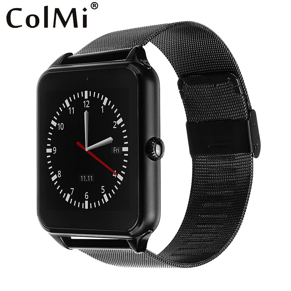Smart Watch GT08 Plus Metal Clock Bluetooth Connectivity Android phone, Support SIM Card Sync Notifier Push Messages Smartwatch